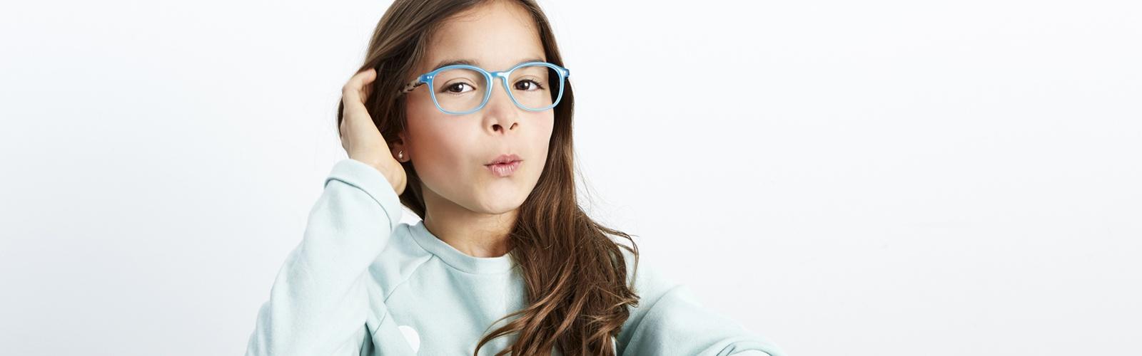 Girls Eye Glasses